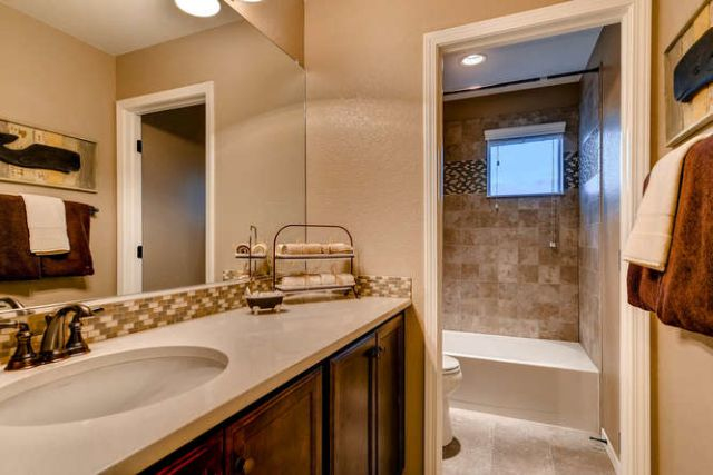 Bathroom featured in the Monarch By Classic Homes in Colorado Springs, CO