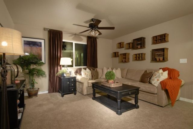 Living Area featured in the Monarch By Classic Homes in Colorado Springs, CO