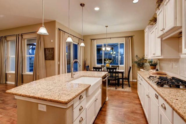 Kitchen featured in the Paradise By Classic Homes in Colorado Springs, CO