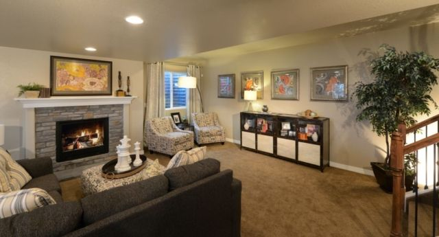 Living Area featured in the Paradise By Classic Homes in Colorado Springs, CO