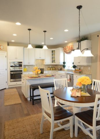 Kitchen featured in the Summit By Classic Homes in Colorado Springs, CO