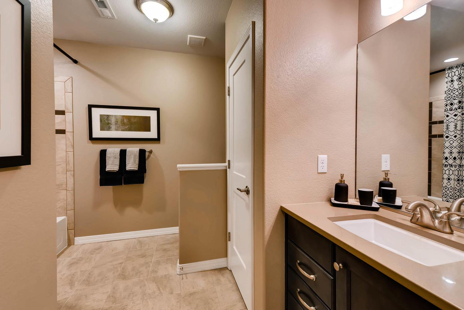 Bathroom featured in the Daybreak By Classic Homes in Colorado Springs, CO