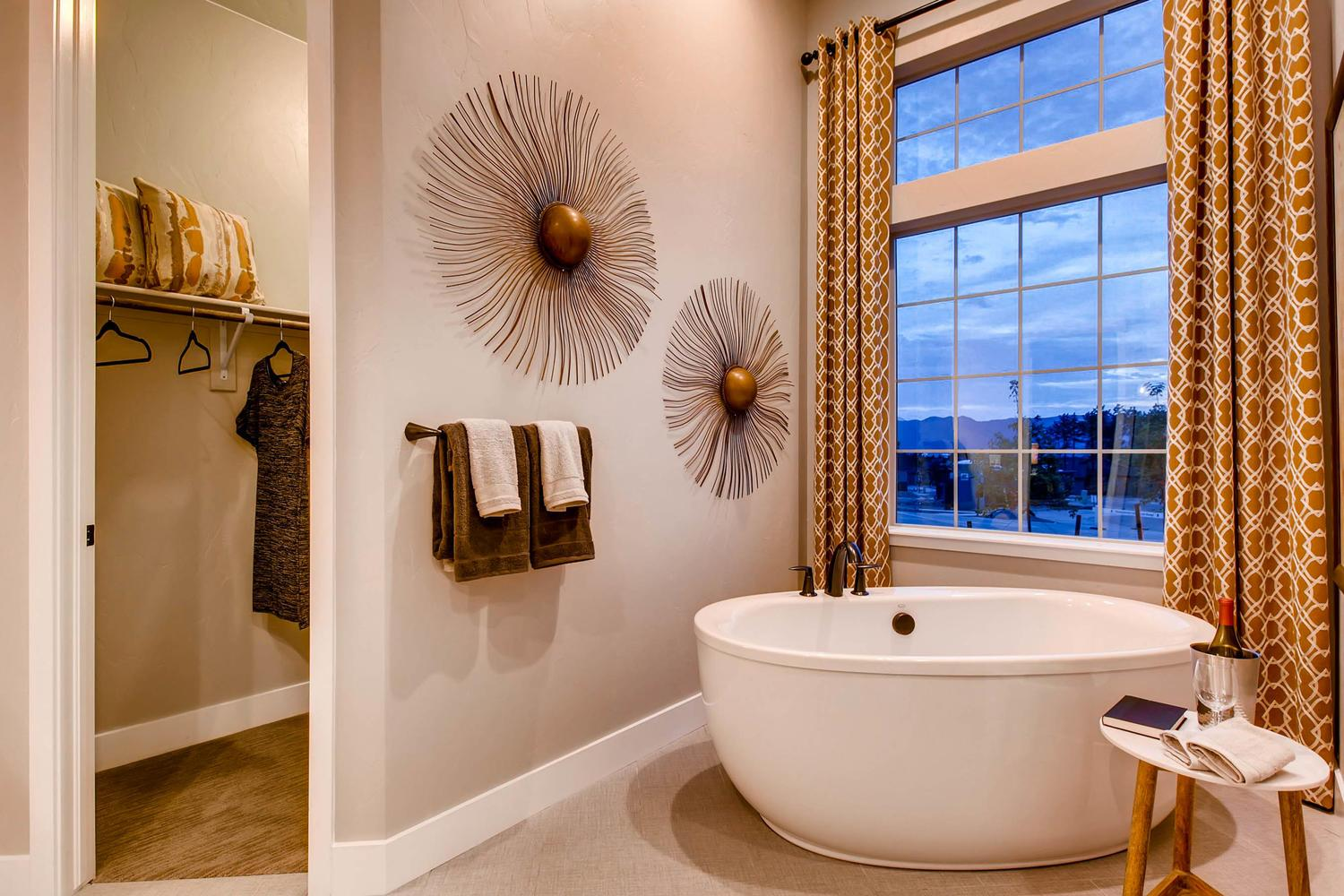 Bathroom featured in the Dynasty By Classic Homes in Colorado Springs, CO