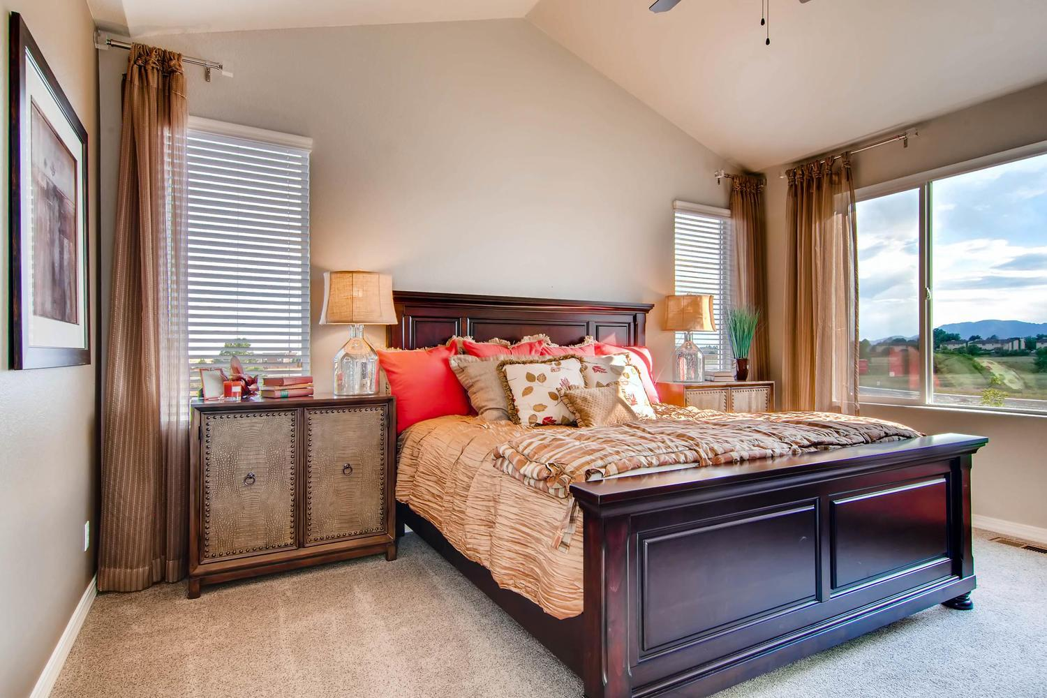 Bedroom featured in the Hannah By Classic Homes in Colorado Springs, CO