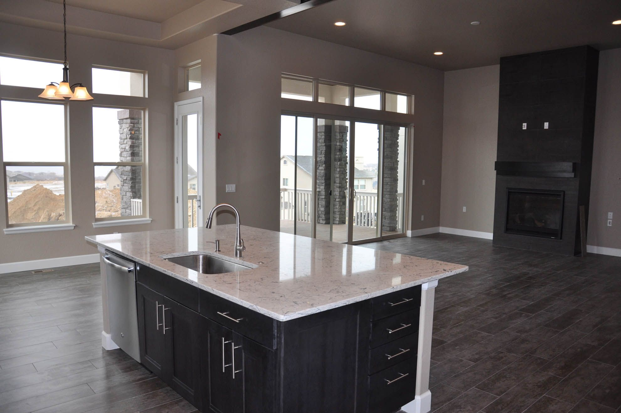 Kitchen featured in the Infinity By Classic Homes in Colorado Springs, CO