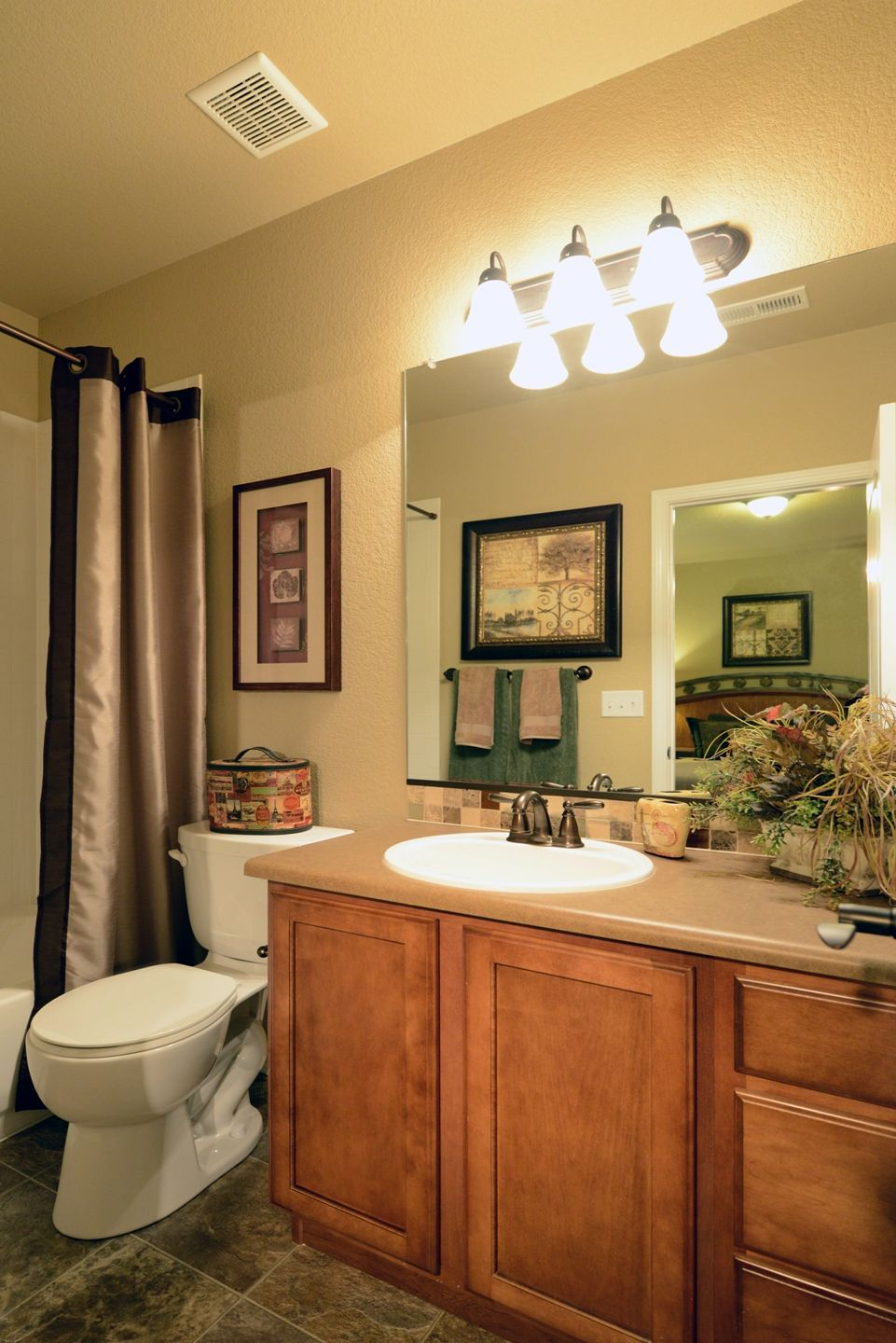 Bathroom featured in the Rosewood By Classic Homes in Colorado Springs, CO