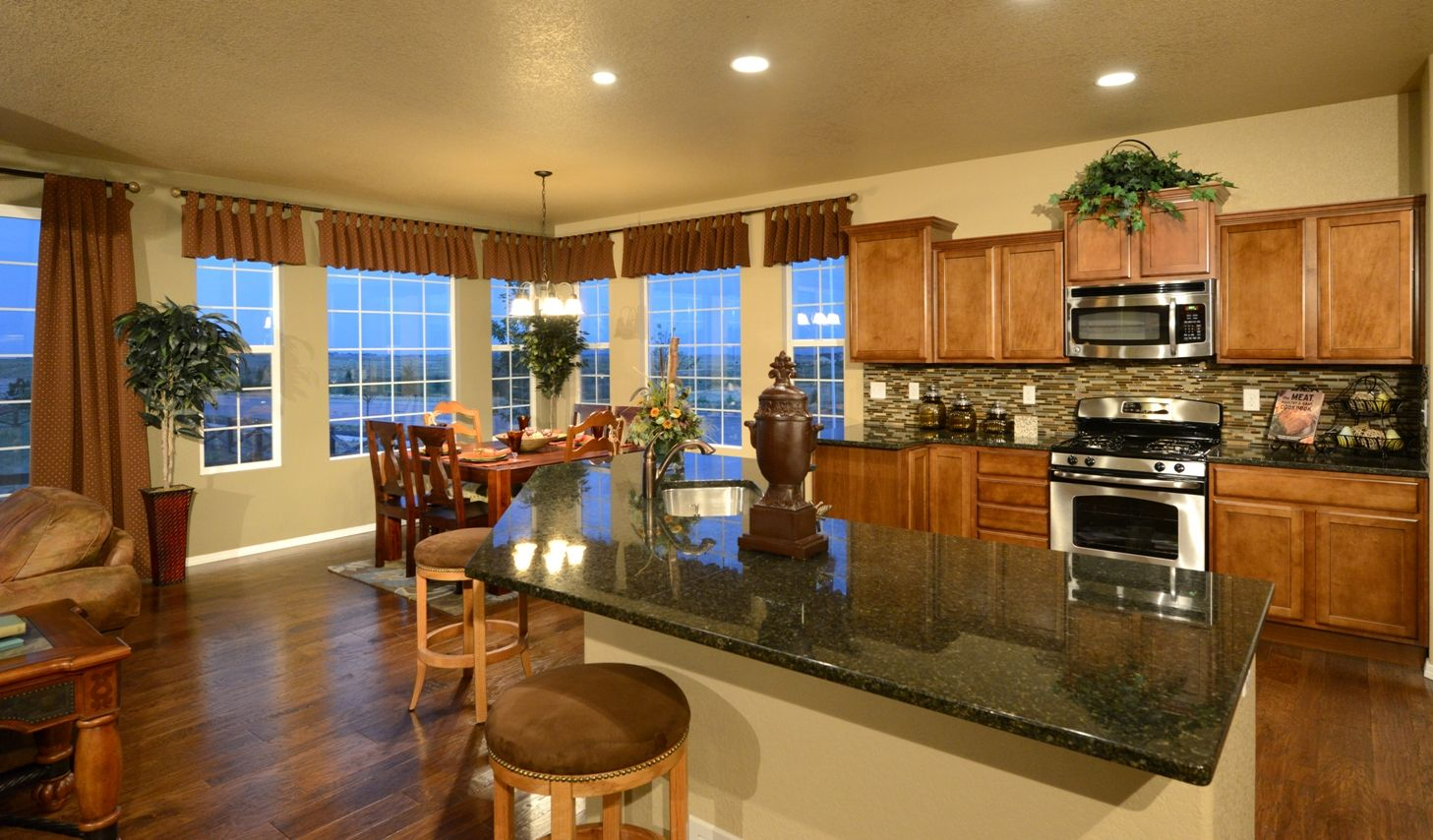 Living Area featured in the Rosewood By Classic Homes in Colorado Springs, CO