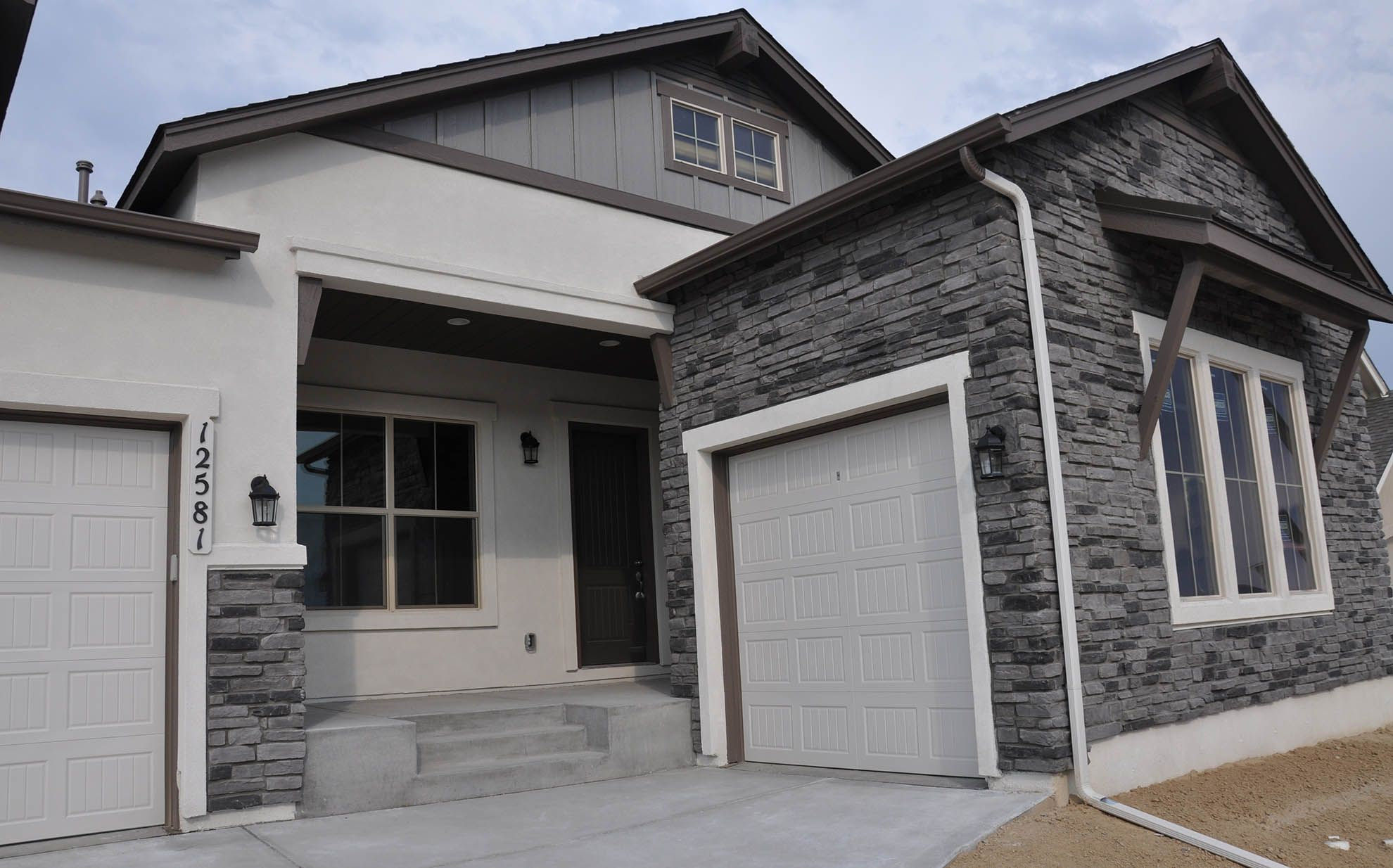 Exterior featured in the San Isabel II By Classic Homes in Colorado Springs, CO
