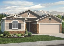 Sundance - Banning Lewis Ranch 55+ age-restricted: Colorado Springs, Colorado - Classic Homes