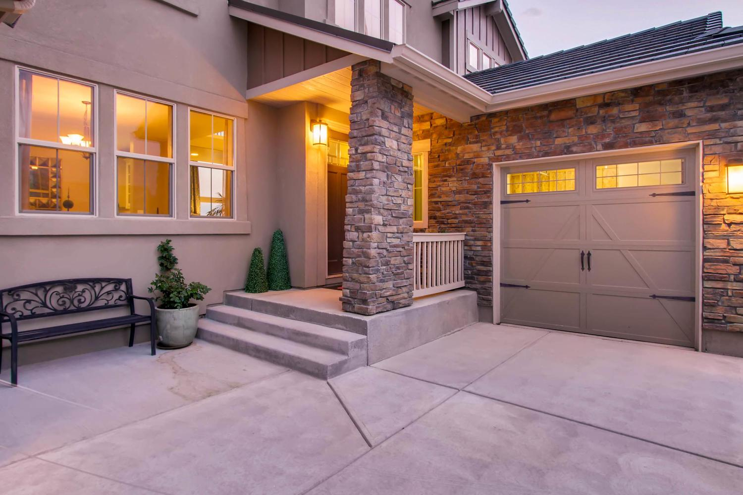 Exterior featured in the St. James By Classic Homes in Colorado Springs, CO