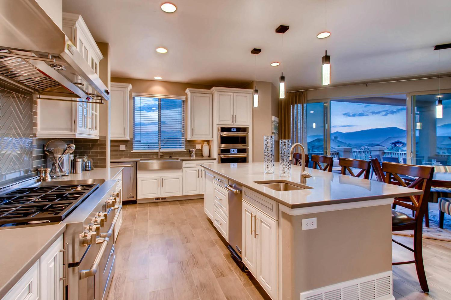 Kitchen featured in the St. James By Classic Homes in Colorado Springs, CO
