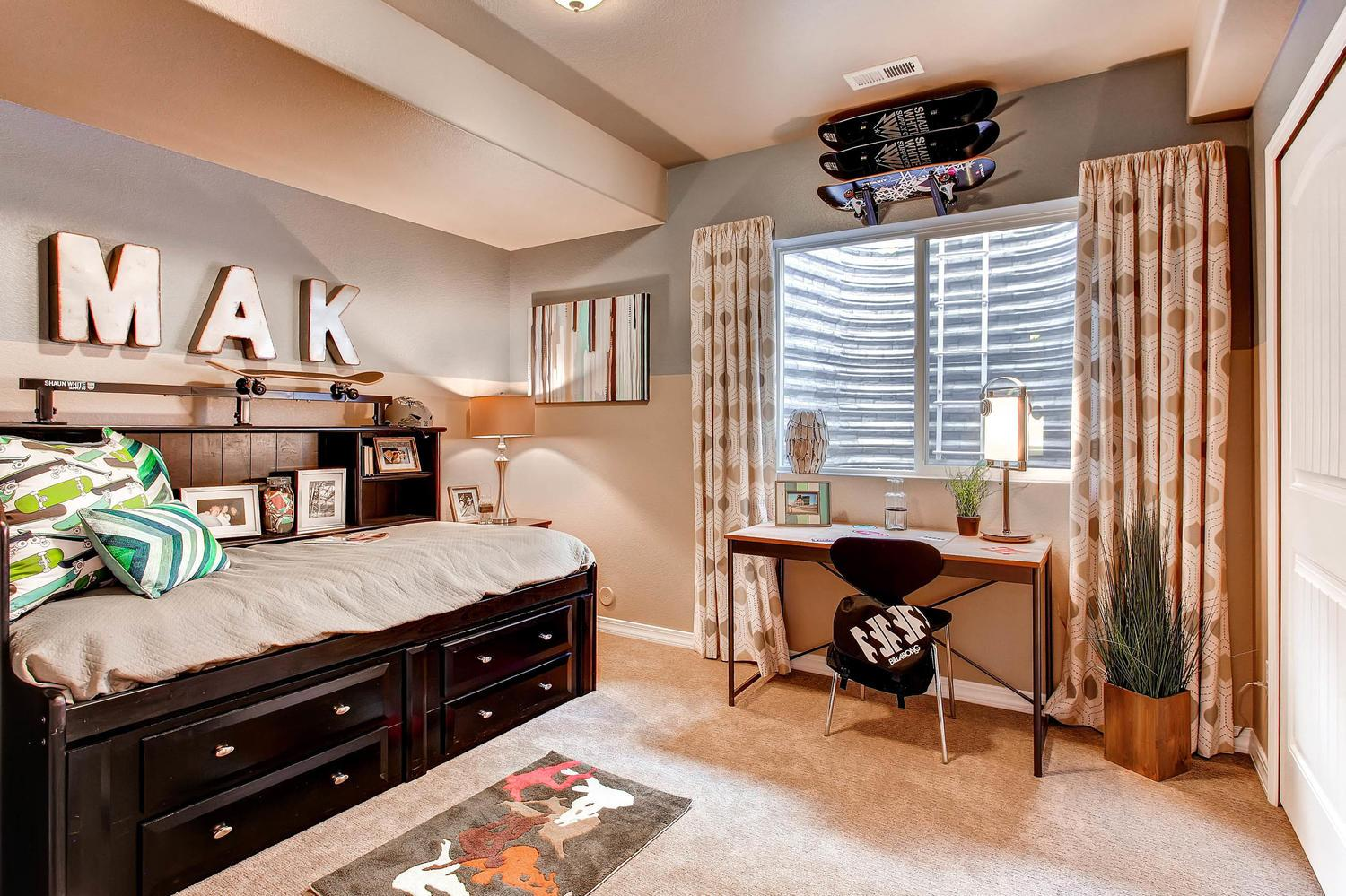 Bedroom featured in the Savannah By Classic Homes in Colorado Springs, CO