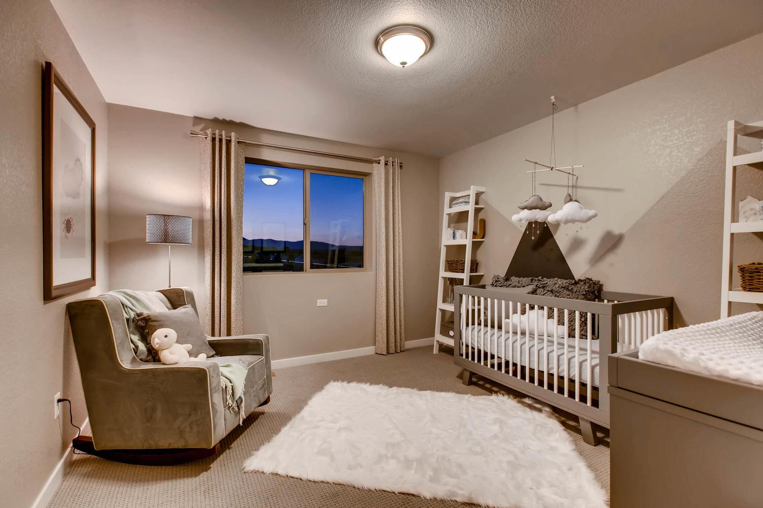 Bedroom featured in the Somerset By Classic Homes in Colorado Springs, CO