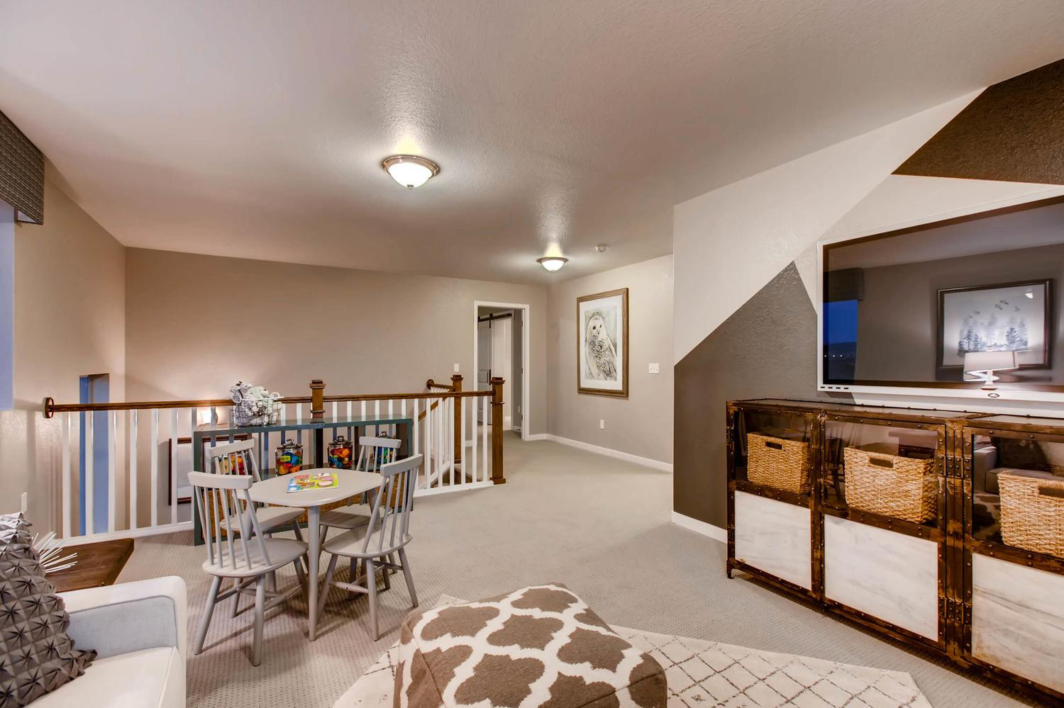 Living Area featured in the Somerset By Classic Homes in Colorado Springs, CO