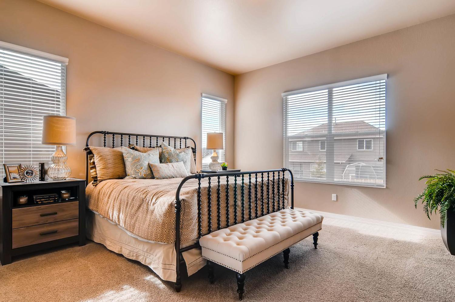 Bedroom featured in the San Isabel II By Classic Homes in Colorado Springs, CO