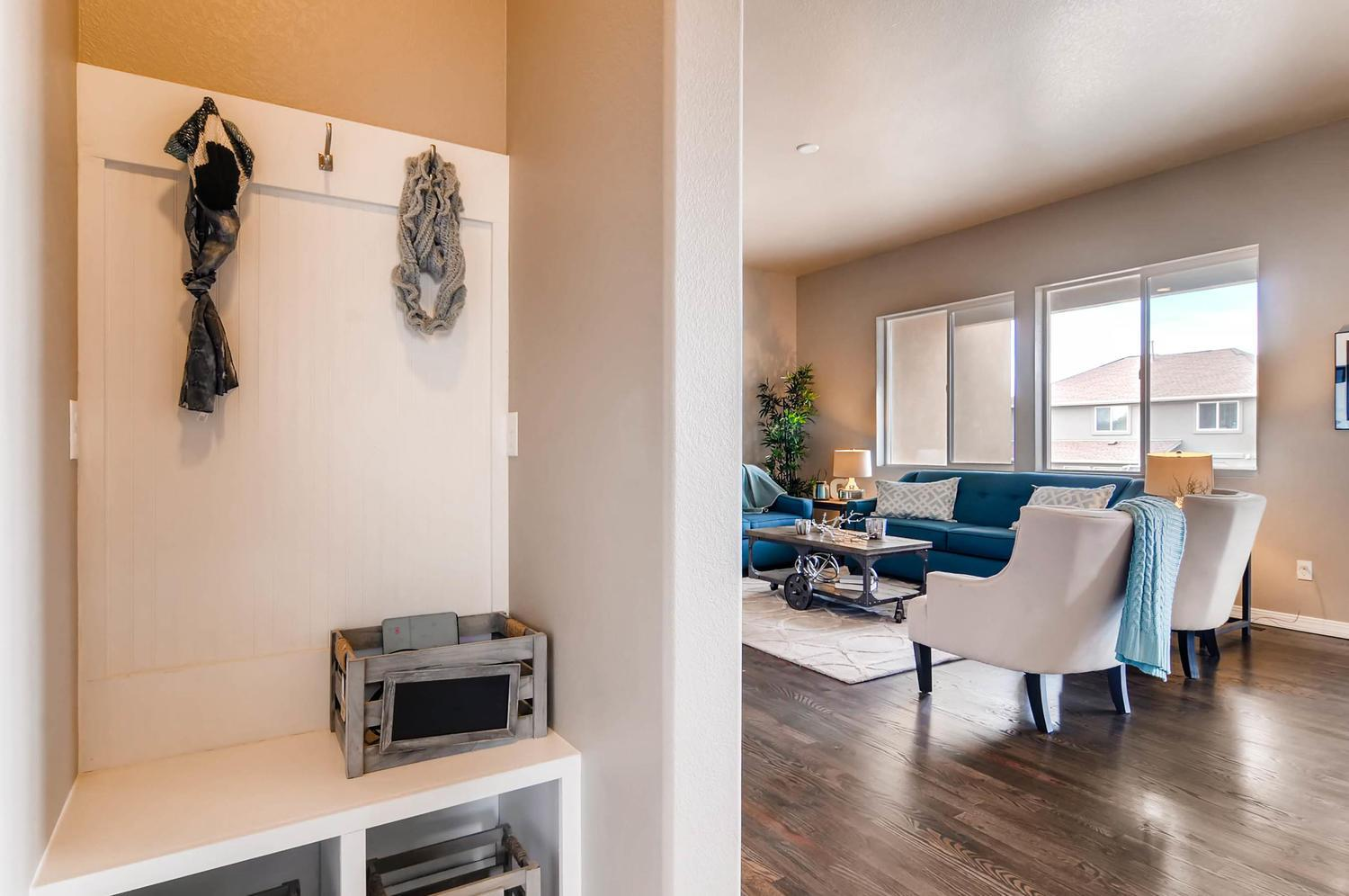 Living Area featured in the San Isabel II By Classic Homes in Colorado Springs, CO
