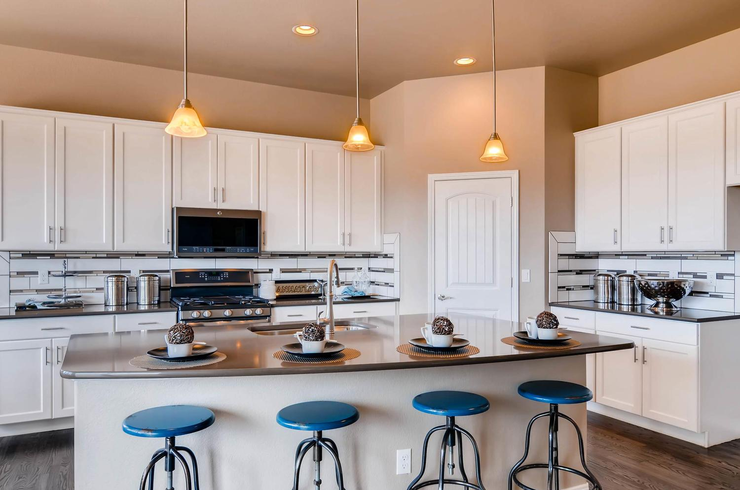 Kitchen featured in the San Isabel II By Classic Homes in Colorado Springs, CO