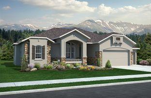 Stratford - TimberRidge: Colorado Springs, Colorado - Classic Homes