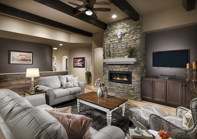 'Sanctuary Pointe' by Classic Homes in Colorado Springs