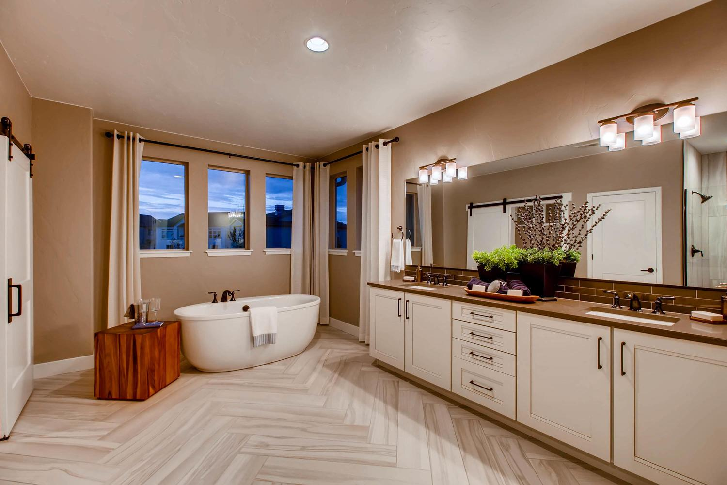 Bathroom featured in the Grand Mesa By Classic Homes in Colorado Springs, CO
