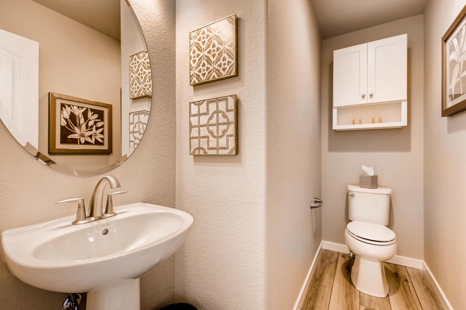 Bathroom featured in the Sierra By Classic Homes in Colorado Springs, CO