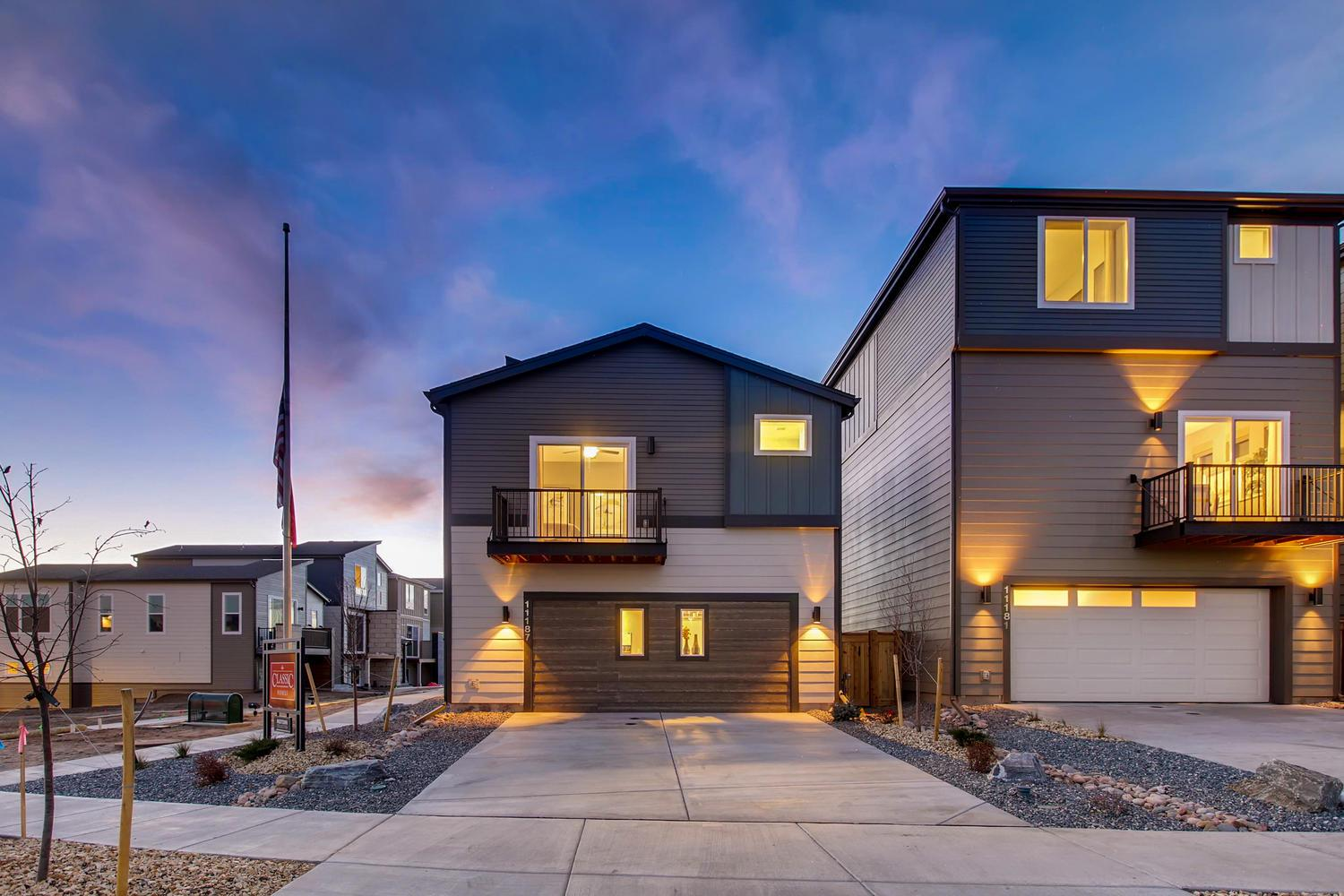 Exterior featured in the 220 By Classic Homes in Colorado Springs, CO
