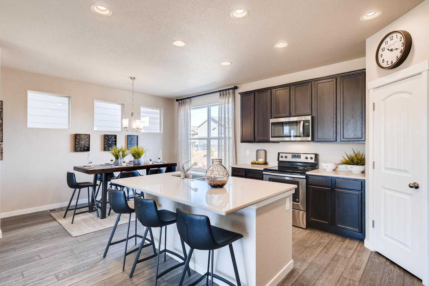 Kitchen featured in the 221 By Classic Homes in Colorado Springs, CO