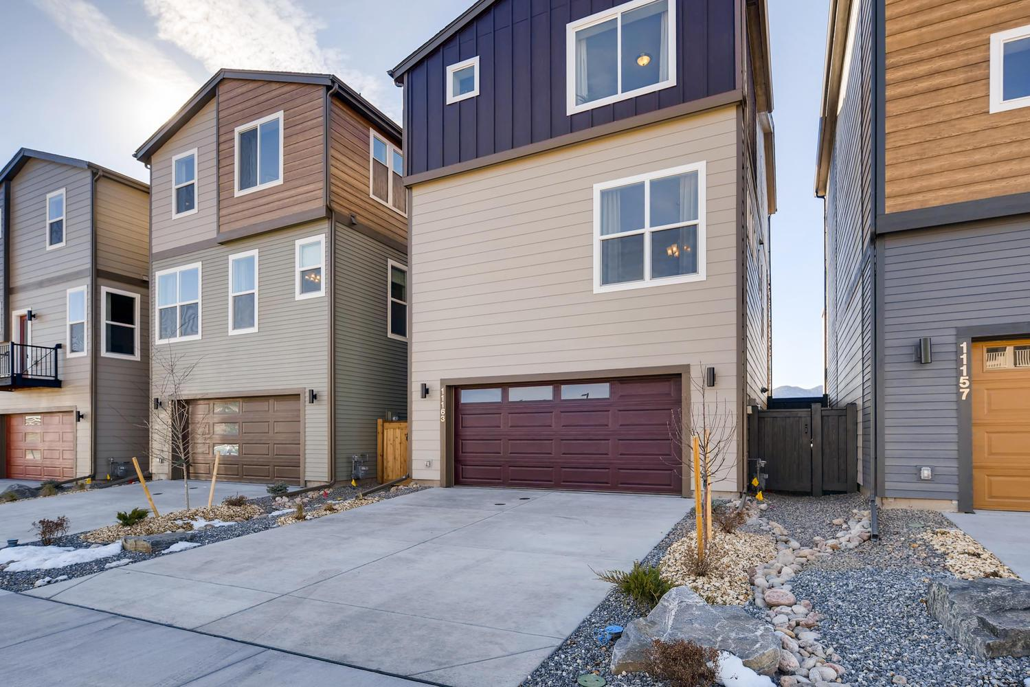 Exterior featured in the 221 By Classic Homes in Colorado Springs, CO