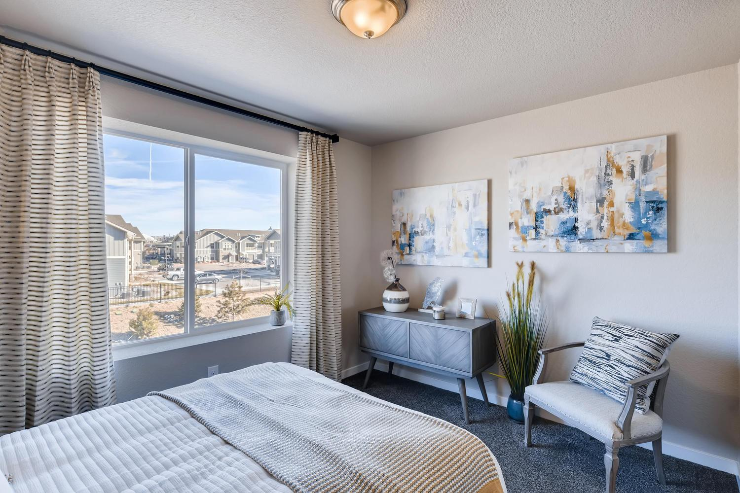 Bedroom featured in the 221 By Classic Homes in Colorado Springs, CO