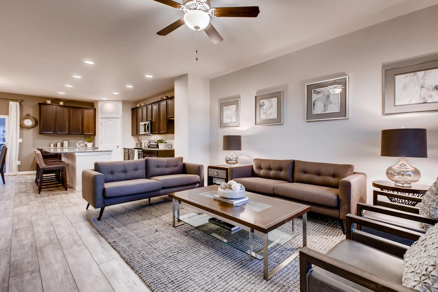 Living Area featured in the 222 By Classic Homes in Colorado Springs, CO