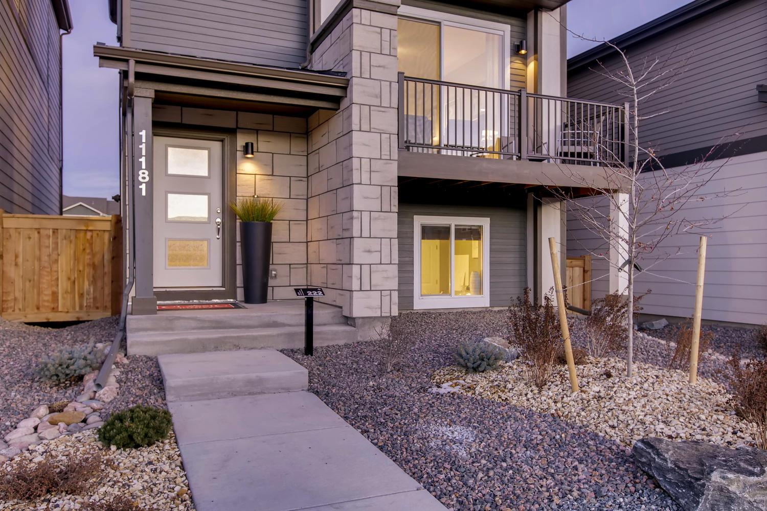 Exterior featured in the 222 By Classic Homes in Colorado Springs, CO