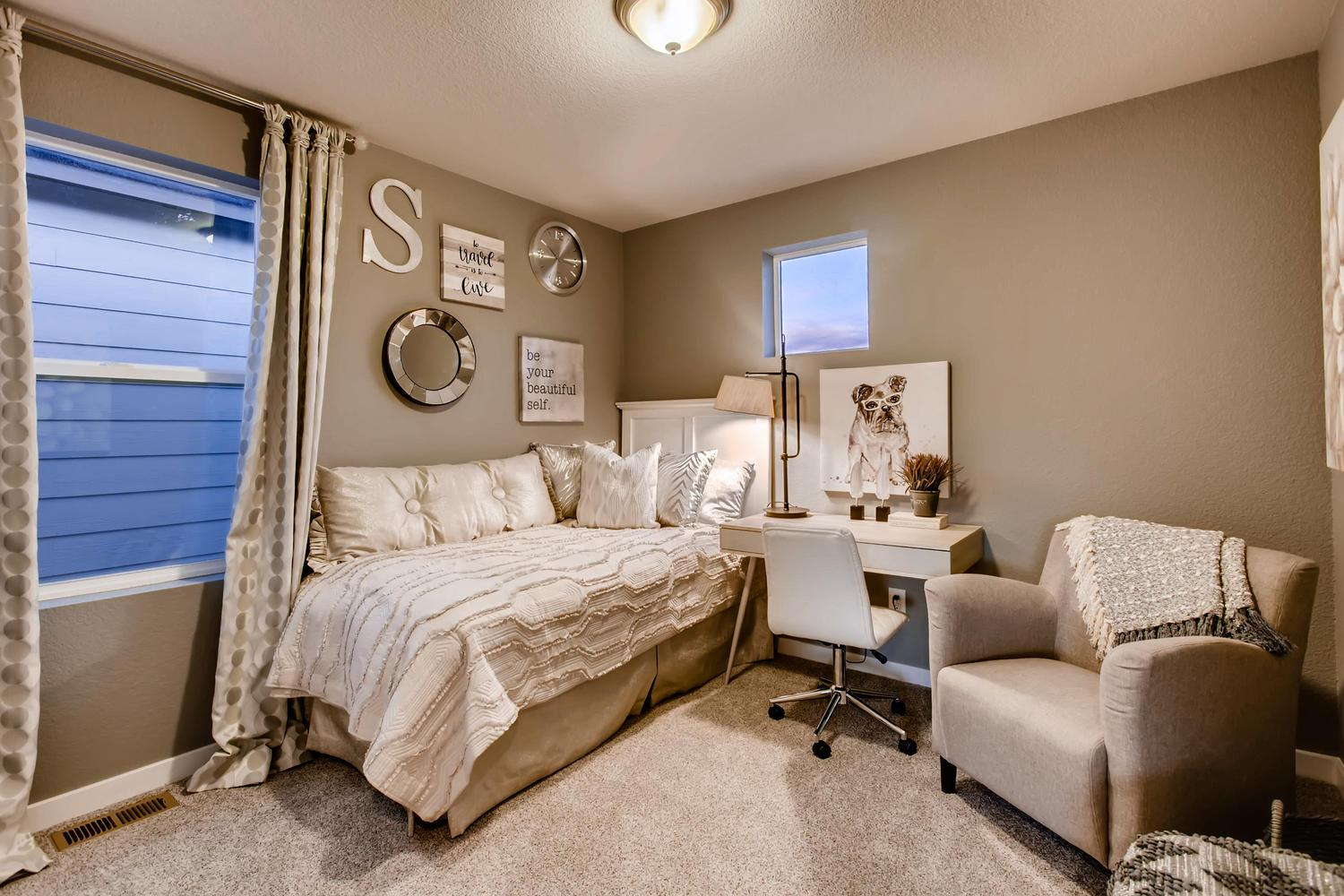 Bedroom featured in the 222 By Classic Homes in Colorado Springs, CO