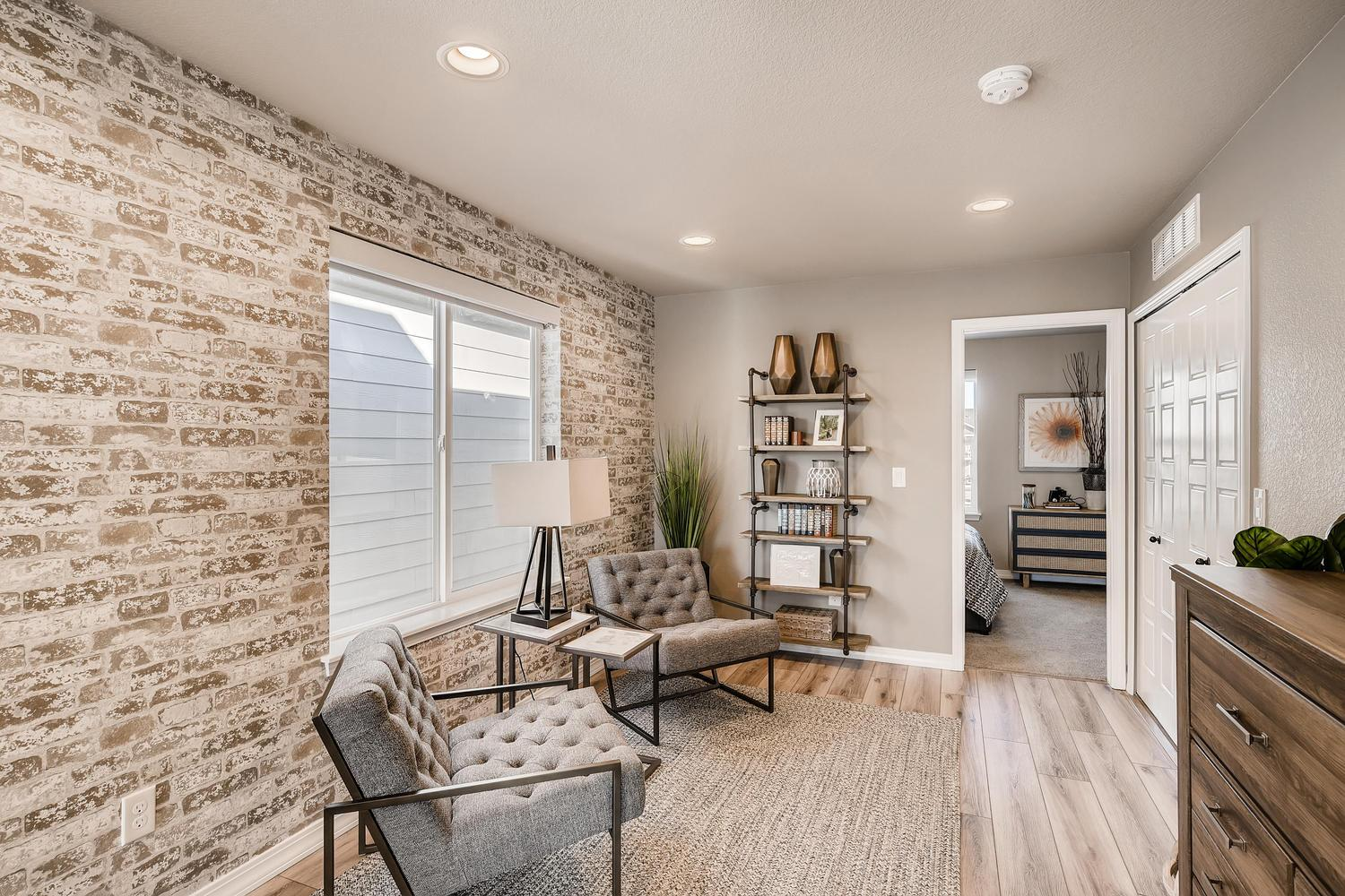 Living Area featured in the 224 By Classic Homes in Colorado Springs, CO