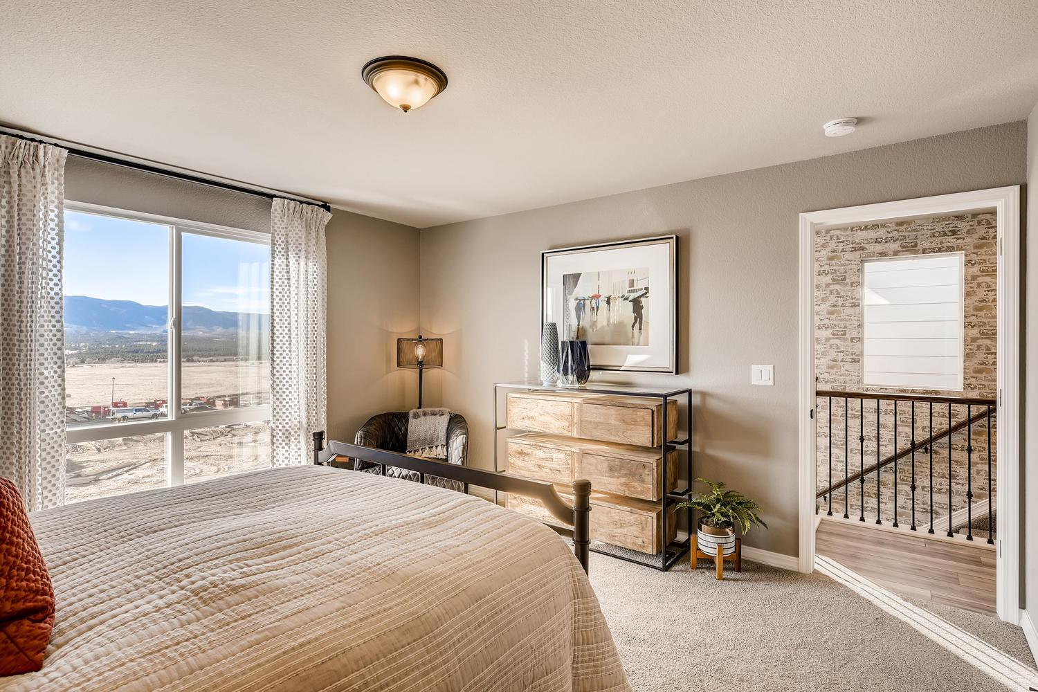 Bedroom featured in the 224 By Classic Homes in Colorado Springs, CO
