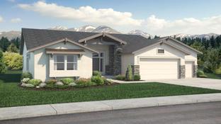 Ashton - Flying Horse: Colorado Springs, Colorado - Classic Homes