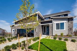 Daylight - Flying Horse: Colorado Springs, Colorado - Classic Homes