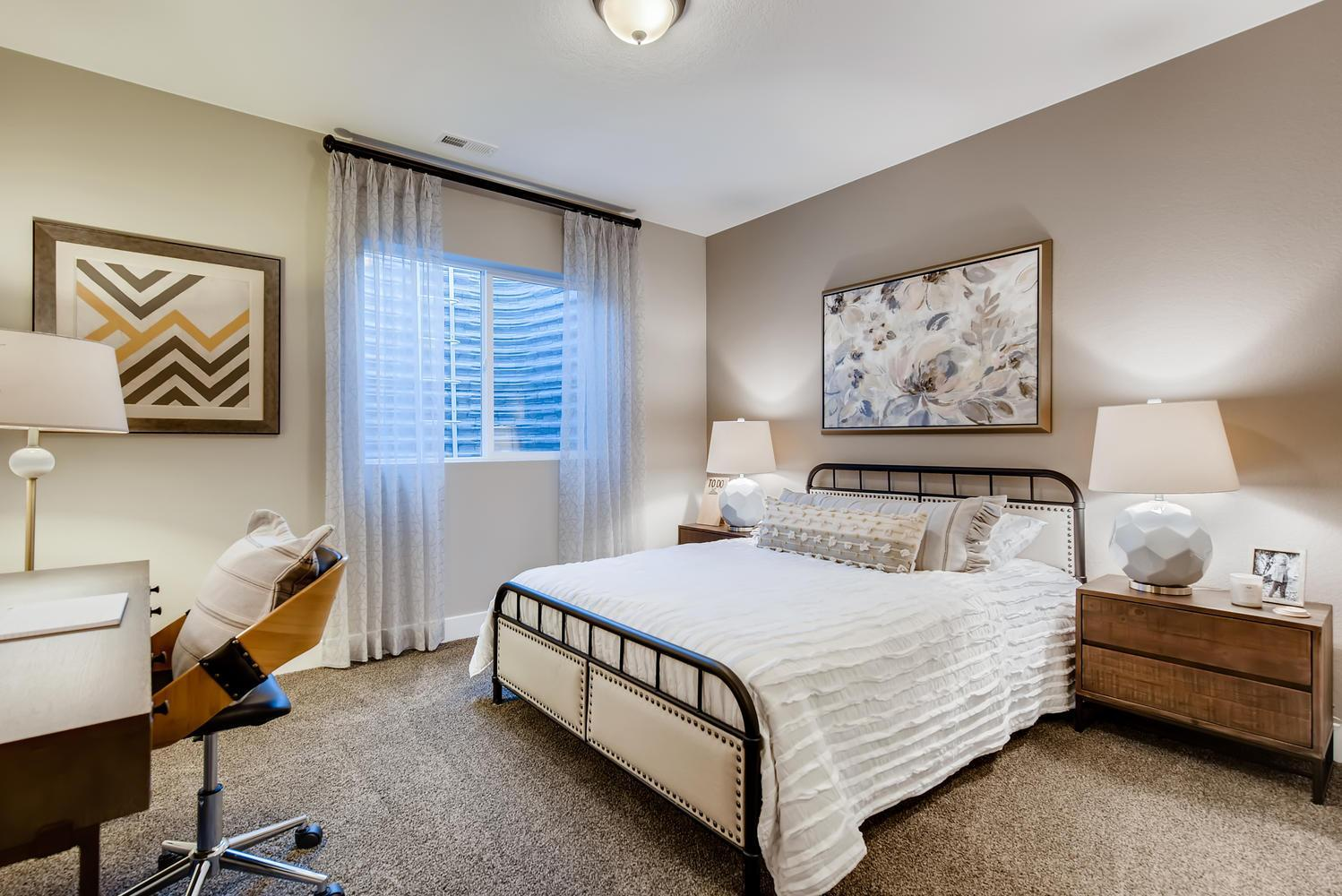 Bedroom featured in the Daylight By Classic Homes in Colorado Springs, CO