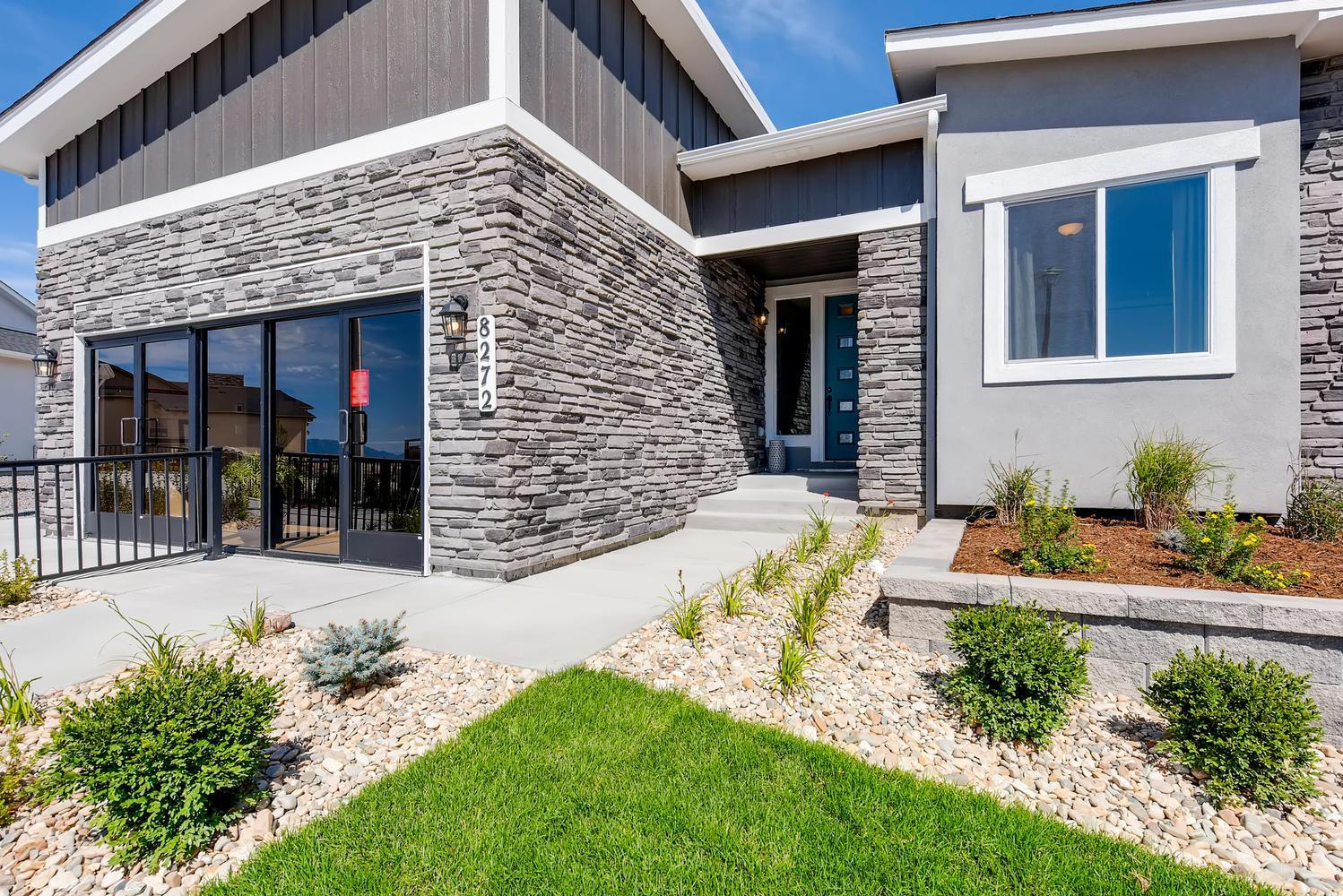 Exterior featured in the Daylight By Classic Homes in Colorado Springs, CO