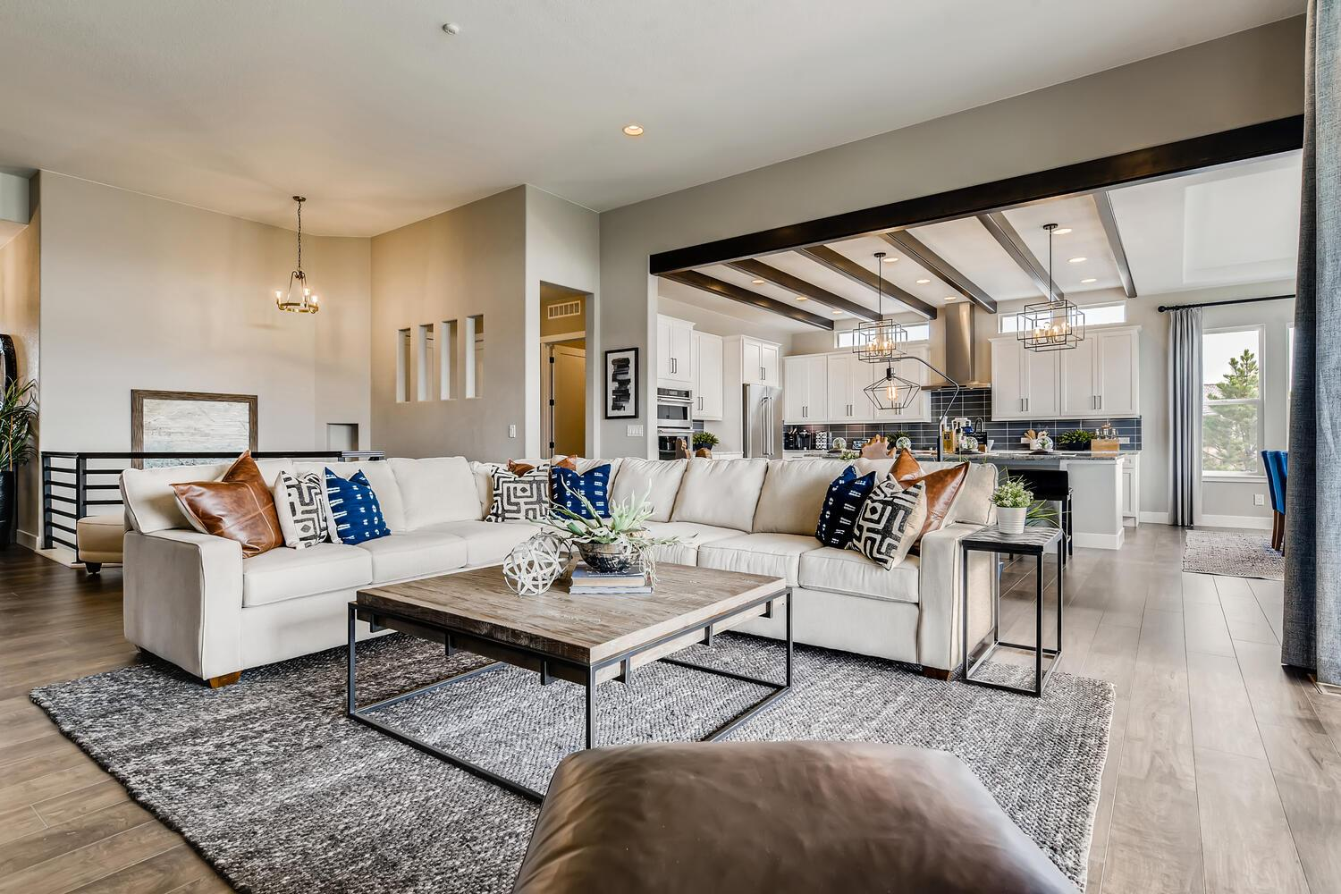 Living Area featured in the Grandview By Classic Homes in Colorado Springs, CO