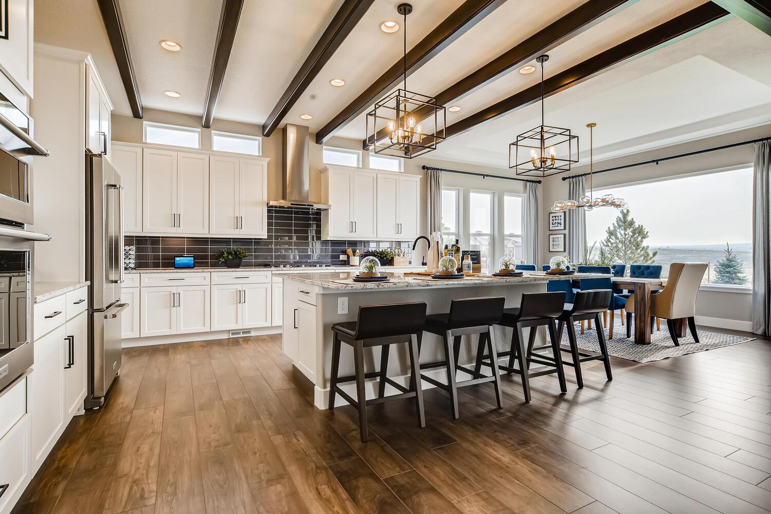 Kitchen featured in the Grandview By Classic Homes in Colorado Springs, CO