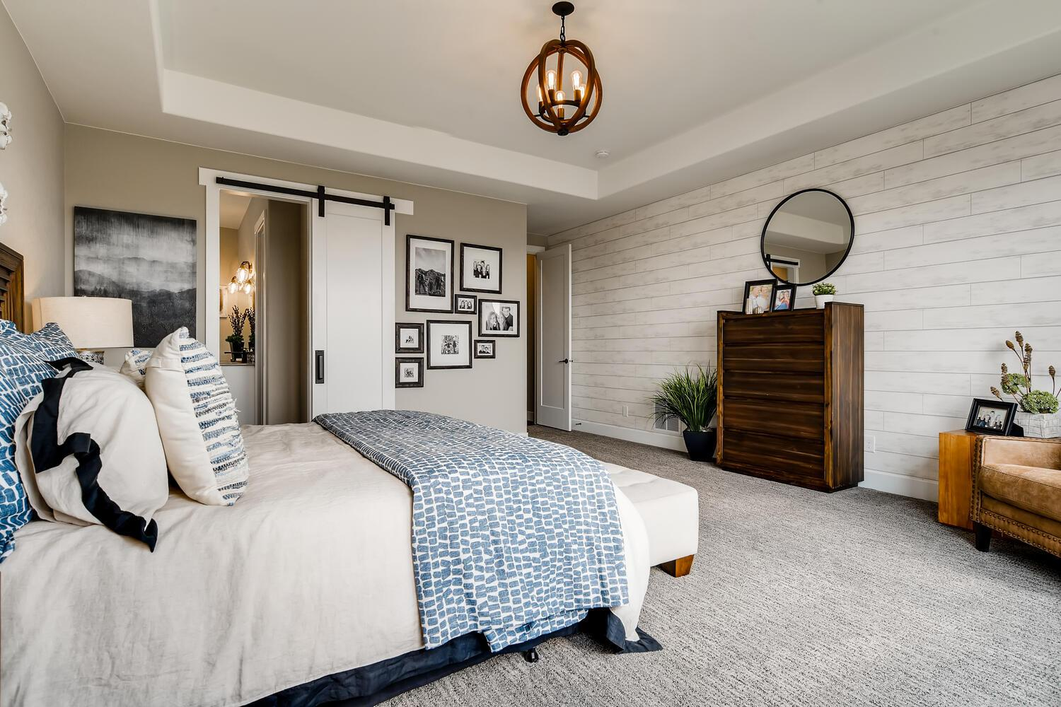 Bedroom featured in the Grandview By Classic Homes in Colorado Springs, CO