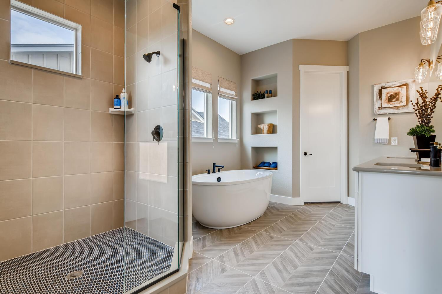 Bathroom featured in the Grandview By Classic Homes in Colorado Springs, CO