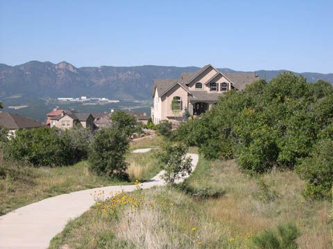 'Flying Horse' by Classic Homes in Colorado Springs