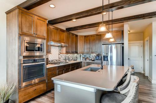 Kitchen-in-Avondale-at-Wolf Ranch – Paired Patio-in-Colorado Springs