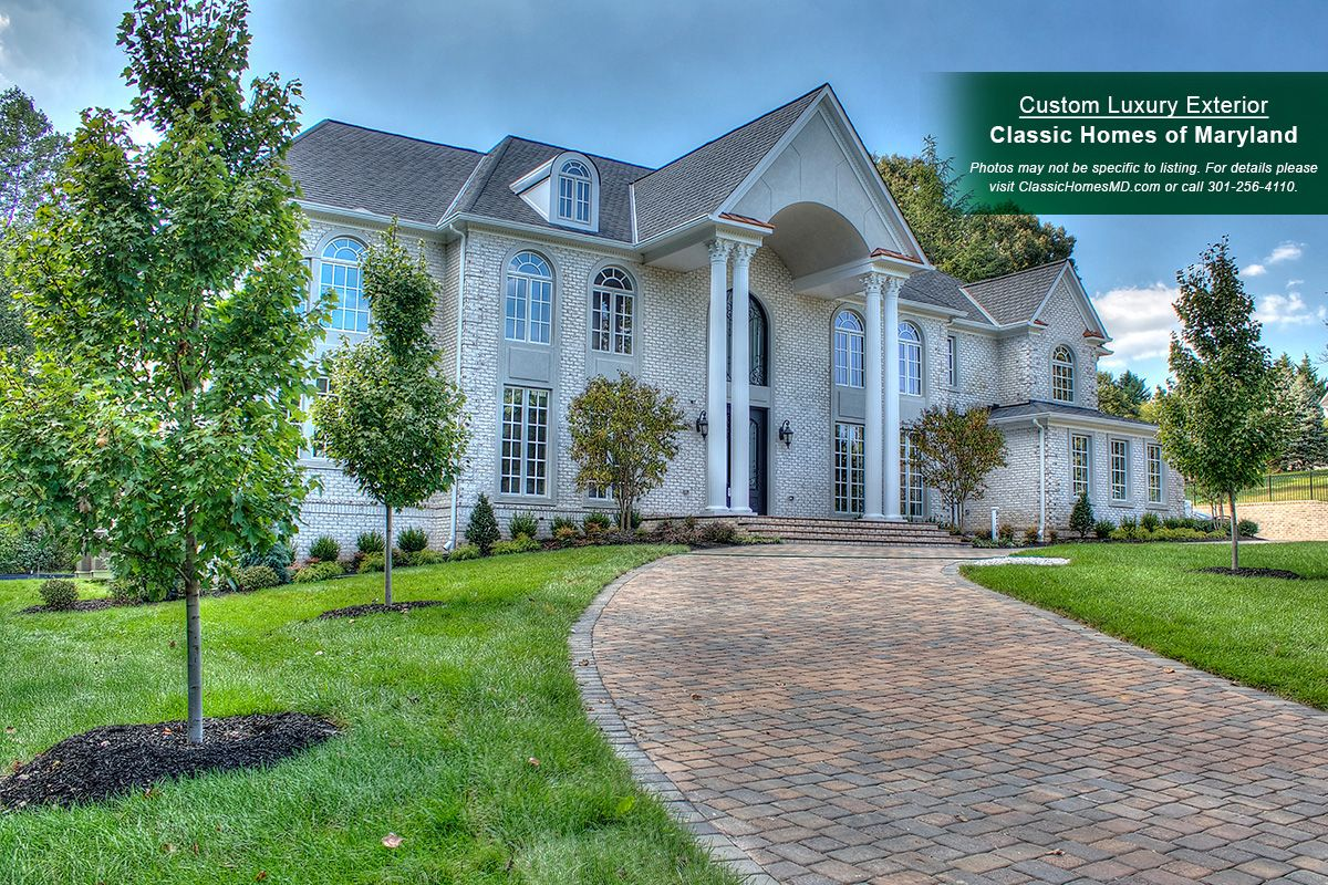 Classic homes of maryland custom build on your lot for Custom ranch home builders maryland