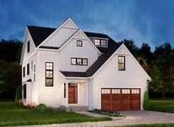 The Darcy - Classic Homes of Maryland - Custom Home Builder (Bethesda): Bethesda, Maryland - Classic Homes of Maryland