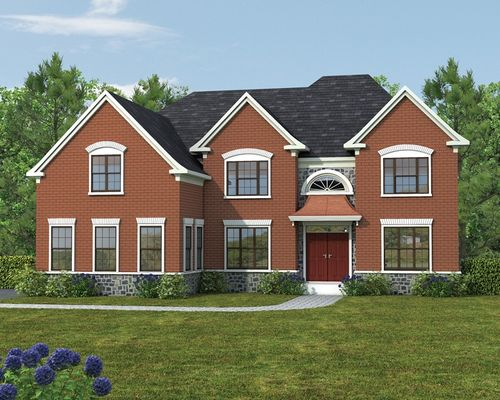 The Potomac-Design-at-Classic Homes of Maryland - Custom Build on Your Lot (Potomac)-in-Potomac