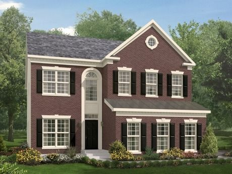 The Richmond-Design-at-Classic Homes of Maryland - Custom Home Builder (Bethesda)-in-Bethesda