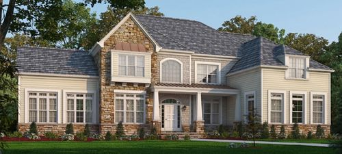 The Oxford-Design-at-Classic Homes of Maryland - Custom Build on Your Lot (Potomac)-in-Potomac
