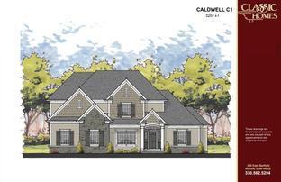 Caldwell C1 - The Homestead: Aurora, Ohio - Classic Homes